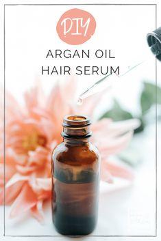 Hair Serum Chi #hairmakeupdiary #HairSerum Medium Thin Hair, Short Thin Hair, Beauty Hacks Lips, Diy Beauty, Beauty Ideas, Argan Oil Hair Serum, Dry Brittle Hair, Argan Oil Benefits, Dry Hair