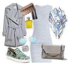 """Streetstyle Grey"" by banannahblog on Polyvore"