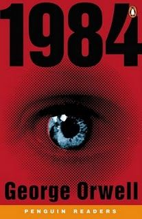 Nineteen Eighty-Four by George Orwell (I only chose this book because I was born the same year) George Orwell, William Golding, Good Books, Books To Read, My Books, Amazing Books, I Love Reading, Love Book, Reading Room