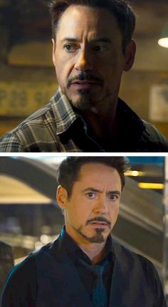 "Tony Stark in the ""Avengers: Age of Ultron"" trailer"