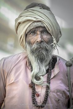 """An holy man in Jaipur (Rajasthan, India).   Visit http://robertopazziphotography.weebly.com, subcribe to the newsletter and download the ebook """"Streets of the World"""" as welcome gift!  Web Site: http://robertopazziphotography.weebly.com/ Facebook: Roberto Pazzi Photography Instagram: Roberto_Pazzi_Photography"""