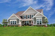 Fischer Homes - Keller Model Exterior