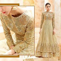 Indian Dresses Pakistani Punjabi Anarkali Gown Wedding Party Wear Salwar Kameez #Shoppingover #SalwarKameez