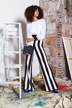 Alice + Olivia Resort 2017 Fashion Show