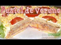 Pastel de verano Dukan - Receta Fase Crucero - YouTube