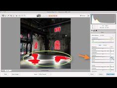 Photoshop Elements 11 - New Camera Raw interface video