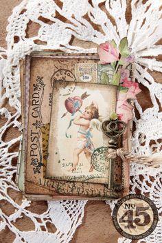 отпечатки (OTPECHATKI.COM.UA): АТС (Valentine's ATCs Sweet Sentiments)