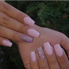 Best Nail Designs Colors for Spring 2019 - Rose idea - The best ideas for f. Spring Nail Colors, Nail Designs Spring, Cute Nail Designs, Spring Nails, Summer Nails, American Nails, Coral Nails, Nagel Hacks, Nagellack Trends