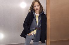Massimo Dutti - Boys  Girls Collection. Fall Winter 2013 - November Lookbook
