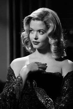 "Tune in to next week's ALL NEW #filmnoir episode ""Shadow Play"" Tuesday Feb. 11th at 8pm/7c on ABC Family! #PLLBlackAndWhite"