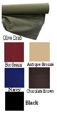 Ventile Colors Bronze Bordeaux Color