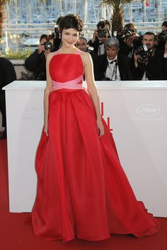 Alfombra roja: Festival de Cannes 2013. Audrey Tautou