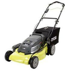 Ryobi 20 in. 48-Volt Cordless Self-Propelled Lawn Mower is now onsale @Home Depot for $369 (originally $399). Get one today!