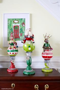 6 ways creative christmas decorating ideas for your home - Christmas Mice Decorations