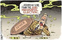 Résultats de recherche d'images pour «élections américaines 2016 caricatures»
