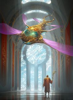 Ornithopter (Aether Revolt Masterpieces)