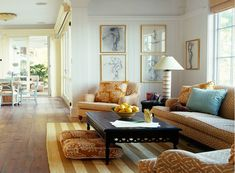 Love the floor. Also the wood wall treatment and the textiles.  LONGNECK POINT - Lynn Morgan Design