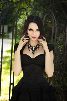 Gothic and Amazing #GothicFashion