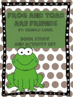 125 Best Frog And Toad Activities Images In 2018 Frog