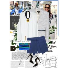 Going On A Vacation :), created by stylistish on Polyvore