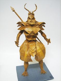 Origami Dragon Kamiya Satoshi Shuki Kato Ancient Kade Chan