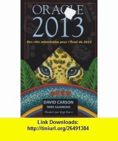 Oracle 2013 (French Edition) (9782844458421) David Carson , ISBN-10: 2844458424  , ISBN-13: 978-2844458421 ,  , tutorials , pdf , ebook , torrent , downloads , rapidshare , filesonic , hotfile , megaupload , fileserve