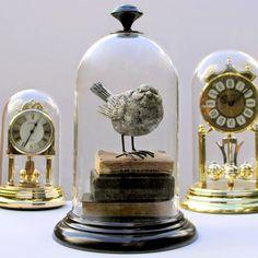 SewforSoul: DIY Tutorial ~ Plastic Clock to Perfect Cloche