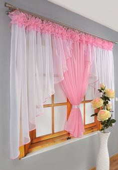 Diy Curtain Rods, Drapes Curtains, Turquoise Curtains, Kitchen Window Curtains, Kids Dress Patterns, Stool Covers, Home Furnishings, Interior Decorating, Living Room