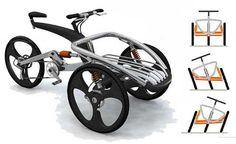 cargo tilting bike - Buscar con Google
