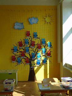 Class Decoration, Team Building, Kids And Parenting, Diy And Crafts, Kindergarten, September, Classroom, Organization, Display