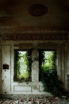No forwarding address... #urban_decay #abandoned #mytumblr