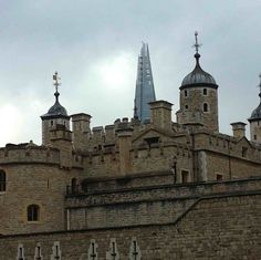 UNESCO complains the Shard has spoiled the setting of the Tower of London - maybe they have a point