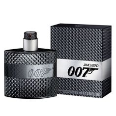 James Bond 007 eau de toilette vaporisateur 75 ml