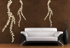 Wall Decals - Trailing Plant