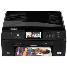 Brother Printer MFCJ825DW Wireless Color Photo Printer