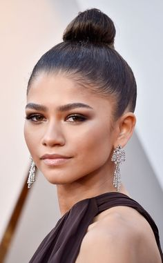 Zendaya: Oscars 2018: Best Beauty From the Red Carpet