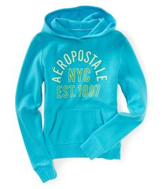 Aéropostale NYC Popover Hoodie - Aeropostale