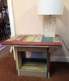 Crate Table (This End Up)