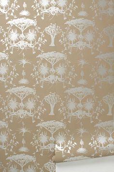Whistling Thorn Wallpaper - Anthropologie.com