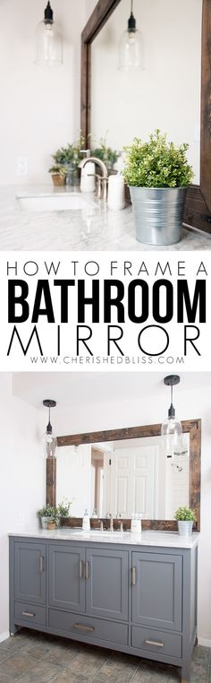 How to Frame a Bathr