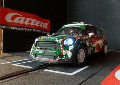 """Mini Countryman WRC Equipe Palmeirinha Rally """"No.14"""", RMC 2012"""