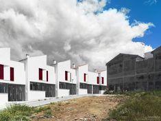 18 habitações sociais em Iznajar,© Jesús Granada