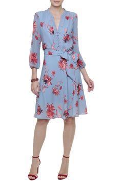 Vestido Crepe Lilac Mais