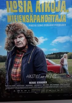 Ilosia aikoja, Mielensäpahoittaja poster, t-shirt, mouse pad 2018 Movies, Finland, Movie Posters, Shirt, Culture, History, Tv, Photos, Vintage