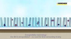 Karcher Halı yıkama şirketleri için Halı Pro Line