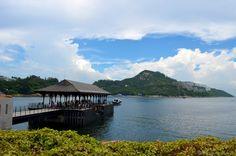 Vista de la Bahía Stanley