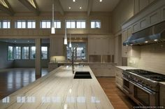 Gorgeous Kitchen in Salt Lake City, Utah by Cameo Homes Inc.