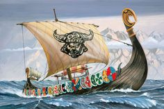 free wallpaper and screensavers for viking ship