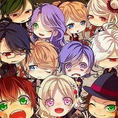 Chibi - Diabolik Lovers ~ DarksideAnime