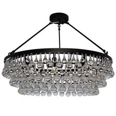 Found it at AllModern - Celeste 10 Light Crystal Chandelier